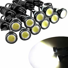 10 X 9W LED Eagle Eye Light Car Fog DRL Daytime Reverse Backup Parking SX