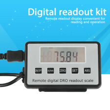 150 mm 6'' Digital Readout linear scale DRO Magnetic Remote External Display new