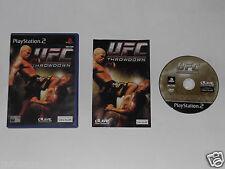 """UFC Throwdown PER PLAYSTATION 2 """"MOLTO RARO & difficili da trovare"""""""