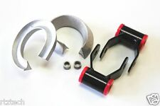 "BRONCO 1966-1979 LIFT KIT 2.5"" & 1.8"" SPACER SHACKLE EXTENDER 2.5"" LEAF 4WD USA"