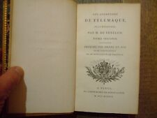 Lot livres anciens,1784, 1 Volume,imprimé 350 ex,tres rare