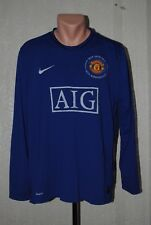 Football shirt soccer Manchester United Third 2008/2009 jersey Nike long sleeve