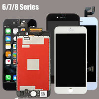 LCD screen replacement Retina digitizer assembly for iphone 6 6s 7 8 plus