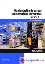 Manipulacion de cargas con carretillas elevadoras. Certificados de profesionalid