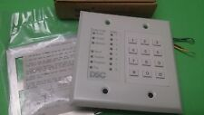 Dsc Pc2500Rk F Alarm Keypad Classic Series For Pc2500 & Pc2530 Flush Style New!