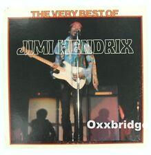 JIMI HENDRIX Rock Guitar The Very Best World Of ORIGINAL UA 1st PSYCH ROCK LP