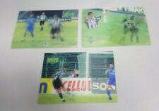 Juventus Trading Card Chase Set LP1-LP3 (Upper Deck, 1997)