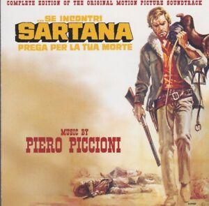 Original soundtrack recording by PIERO PICCIONI SE INCONTRI SARTANA PREGA PER LA