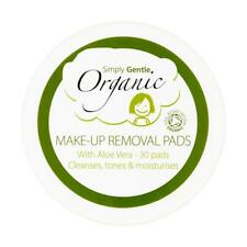💚 Simply Gentle Organic Make Up-Removal Pads 30 Pads