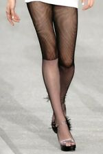 CHANEL 09P 2009 Runway Tights  NEW with BOX
