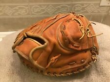 "Nokona Pro Line CM47 31"" Baseball Softball Catchers Mitt Right Hand Throw"