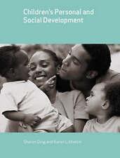 Children's Personal and Social Development (Child Development), , New Book