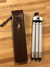 Vintage Bilora Biloret Pocket and Travel Tripod  - Quality Made in Germany
