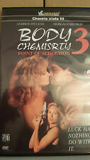 Body Chemistry 3: Point of Seduction (USA,1994) Rare, Polish Edition Like New