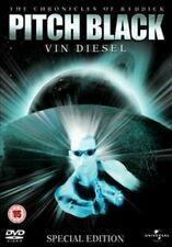 The Chronicles Of Riddick - Pitch Black - Special Edition Dvd [Uk] New Dvd