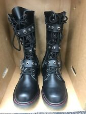 Demonia Boots Size 7