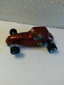 1/24 Scale Slot Car Classic Vintage roadster coupe