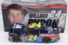 William Byron 2018 Axalta Nascar Diecast 1:24 In Stock COLOR CHROME 1 of 180