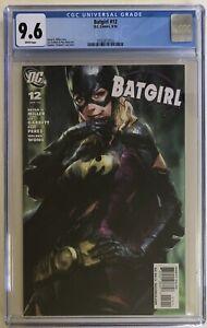Batgirl 12 (Artgerm Cover Art) DC 2010 CGC 9.6