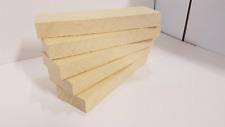 Vermiculite 2,5 cm 30 x 50cm schamottstein argileux remplacement feuerraum revêtement latéral