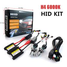 2PCS H4 LED Car Headlight Kits HID 6000K 55W High Power Xenon Light Universal