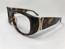 e6a273853f Elle Diseñador Gafas De Sol Marco EL18848 56-17-125 concha de tortuga SU37