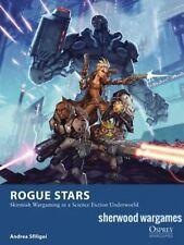 Rogue Stars, Adventures In A Futuristic World, Osprey, 28mm Skirmish Game