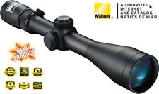 "NEW Nikon Buckmasters II Rifle Scope 1"" Tube 3-9x50 BDC Reticle Matte 16419"