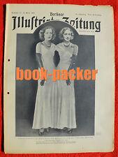 BERLINER ILLUSTRIRTE ZEITUNG 1932 Nr. 13: Aprilscherz-Ausgabe - sehr witzig!