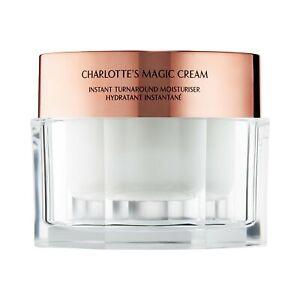 NIB - Charlotte Tilbury Charlotte's Magic Cream Moisturizer 50ml/1.6oz Full Size