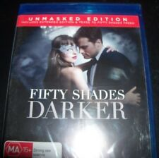 Fifty Shades Darker (Fifty Shades Of Grey 2) (Australia Region B) Bluray – NEW