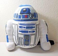 "Disney Star Wars R2D2 Droid Plush Backpack 12"""