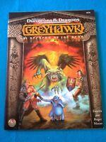 Rol/AD&D 2ª - Greyhawk, El regreso de los ocho - RL503