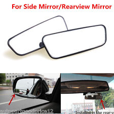 2Pcs HD Adjustable Car Rearview Parking Side Mirror Auxiliary Blind Spot Mirror