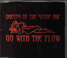 Queens Of The Stone Age-Go With The Flow Promo cd single