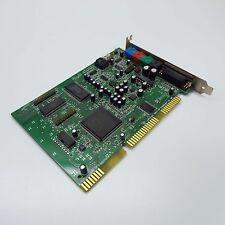 Creative Labs Sound Blaster AWE64 CT4520 ISA Sound Card (LOOK DESCRIPTION) R3100
