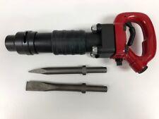 Pneumatic Air Chipping Hammer 4 Bolt 453 R +2 Bits New