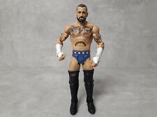 CM Punk 10 WWE Mattel Elite Basic Wrestling Figur WWF Hasbro Jakks
