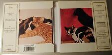 Cats Note Cards - 5 ea. of 2 designs 9780737245905