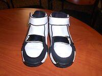 Reebok Allen Iverson Answer IX 9 Blk/White kid Basketball Shoes US2.5 UK2 EUR33