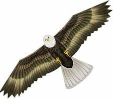 Einleiner Drachen Adler mit Schnur und Haspel Spw. 177 cm Neu