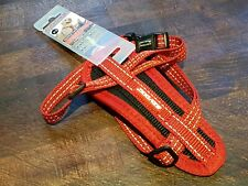 More details for ezydog chest plate dog harness - extra small - red