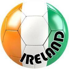 decal sticker worldcup car bumper flag team soccer ball foot football ireland