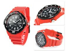 Casio buceo RED&BLACK expedition reloj watch timex sport diving style g shock