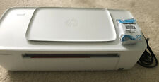 HP Deskjet 1112 printer w/INK (2 Cart Black; 1 Cart Color)