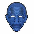 Halloween LED Mask Sound Reactive Light Up Activated Dance Rave EDM Plur Party
