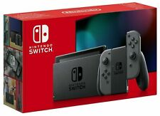 Nintendo Switch in Grey - Improved Battery - Brand New - Express Shipping
