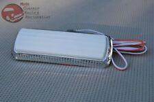 Chevy GM Pickup Truck Dome Light Lamp Lens Chrome Base Assembly C K 10 20 30