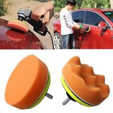 5pcs High Polishing Buffer Pad Set Kit +Drill Adapter For Car polish Tools