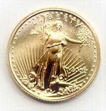 2002 $5 Five Dollar Gold American Eagle Coin 1/10oz .10